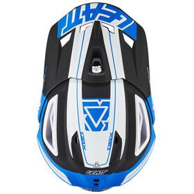 Leatt Brace DBX 5.0 Composite Helmet black/blue
